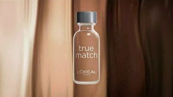 L'Oreal Paris True Match Foundation TV Spot, 'True to You Finish' - Thumbnail 6
