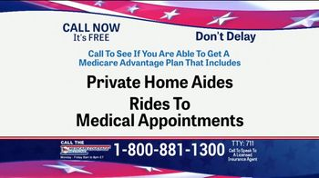 Medicare Coverage Helpline TV Spot, 'New Benefits' Featuring Joe Namath - Thumbnail 8