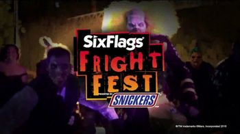 Six Flags Fright Fest TV Spot, 'Unleash the Terror: 2019 Season Pass' - Thumbnail 3