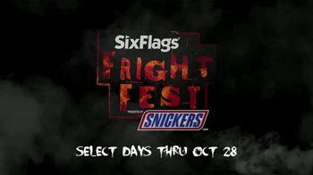 Six Flags Fright Fest TV Spot, 'Hell Fest' - Thumbnail 10