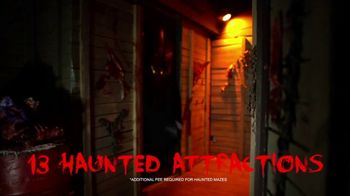 Six Flags Fright Fest TV Spot, 'Hell Fest'