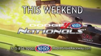 Dodge NHRA Nationals TV Spot, 'Maple Grove Raceway' - Thumbnail 8
