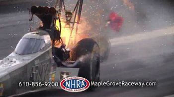 Dodge NHRA Nationals TV Spot, 'Maple Grove Raceway' - Thumbnail 4