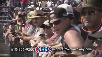 Dodge NHRA Nationals TV Spot, 'Maple Grove Raceway' - Thumbnail 5