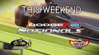 Dodge NHRA Nationals TV Spot, 'Maple Grove Raceway'