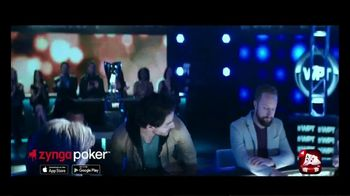 Zynga Poker TV Spot, 'Accept the Challenge' - Thumbnail 4