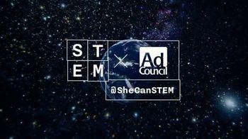 She Can STEM TV Spot, 'Meet Lucianne Walkowicz' - Thumbnail 10
