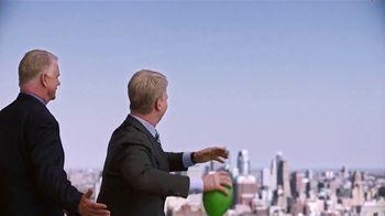Investors Bank TV Spot, 'Great Pass' Featuring Phil Simms, Boomer Esiason