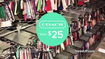 thredUP TV Spot, 'Brands: 50% Off'