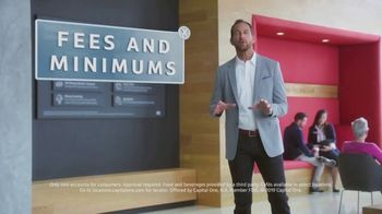 Capital One Checking Account TV Spot, 'Step After Step' - Thumbnail 4