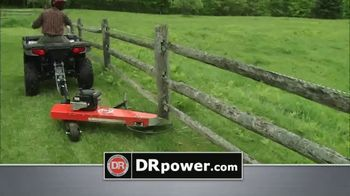 DR Power Equipment TV Spot, 'Reclaim Your Land' - Thumbnail 4