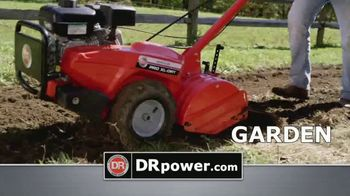 DR Power Equipment TV Spot, 'Reclaim Your Land' - Thumbnail 6