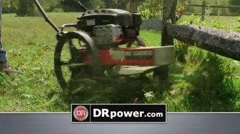 DR Power Equipment TV Spot, 'Reclaim Your Land' - Thumbnail 8