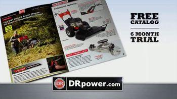 DR Power Equipment TV Spot, 'Reclaim Your Land' - Thumbnail 9