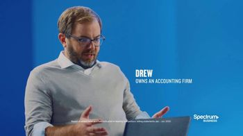 Spectrum Business TV Spot, 'No Nonsense: Drew'