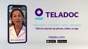Teladoc TV Spot, 'Comforting' - Thumbnail 8