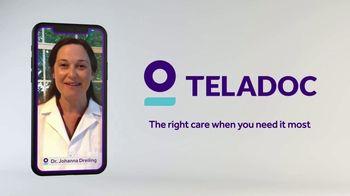 Teladoc TV Spot, 'Comforting' - Thumbnail 1