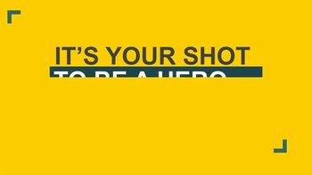 COVID-19 Prevention Network TV Spot, 'It's Your Shot'