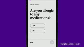 Simple Health TV Spot, 'We Believe' - Thumbnail 4