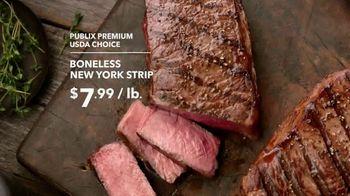 Publix Super Markets Premium USDA Choice Steak TV Spot, 'Nothing but the Grill' - Thumbnail 7
