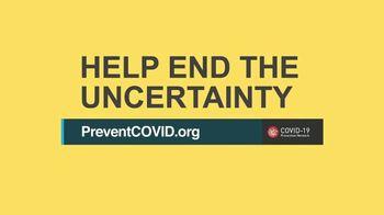 COVID-19 Prevention Network TV Spot, 'Raise Your Hand' - Thumbnail 4