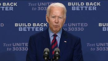 Biden for President TV Spot, 'Economy and COVID' - Thumbnail 1