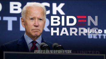 Biden for President TV Spot, 'Economy and COVID' - 1 commercial airings