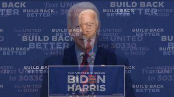 Biden for President TV Spot, 'Economy and COVID' - Thumbnail 4