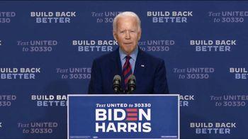 Biden for President TV Spot, 'Economy and COVID' - Thumbnail 5