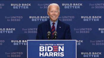 Biden for President TV Spot, 'Economy and COVID' - Thumbnail 7