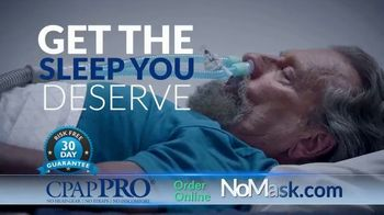 CPAP PRO TV Spot, 'Get the Sleep You Deserve'