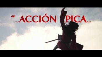 Disney+ TV Spot, 'Mulan' [Spanish] - Thumbnail 4