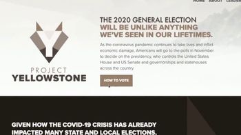 Project Yellowstone TV Spot, 'Our Right to Vote' - Thumbnail 8