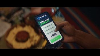 FanDuel TV Spot, 'Same Game Parlay' Featuring James Holzhauer - 1 commercial airings
