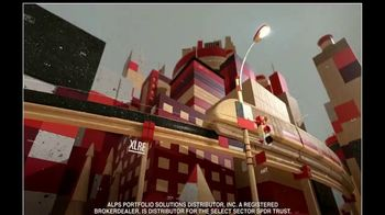 Select Sector SPDRs XLRE TV Spot, 'The Real Estate Sector' - Thumbnail 7