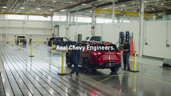Chevrolet TV Spot, 'Family of SUVs: Engineers' [T2]