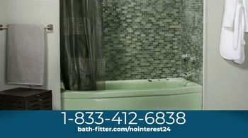 Bath Fitter TV Spot, 'No Interest for 24 Months' - Thumbnail 3