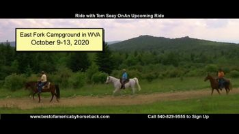 Best of America by Horseback TV Spot, 'Ride With Tom' - Thumbnail 2