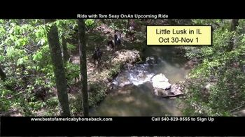 Best of America by Horseback TV Spot, 'Ride With Tom' - Thumbnail 3
