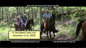 Best of America by Horseback TV Spot, 'Ride With Tom' - Thumbnail 4