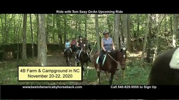 Best of America by Horseback TV Spot, 'Ride With Tom' - Thumbnail 5