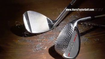 Harry Taylor Golf Series 405 Dimple Series Wedge TV Spot, 'Out of the Bunker: $67'