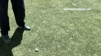 Harry Taylor Golf Series 405 Dimple Series Wedge TV Spot, 'Out of the Bunker: $67' - Thumbnail 1
