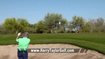 Harry Taylor Golf Series 405 Dimple Series Wedge TV Spot, 'Out of the Bunker: $67' - Thumbnail 8