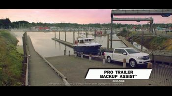 2020 Ford F-150 TV Spot, \'Tough Enough for California\' [T2]