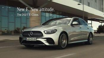 2021 Mercedes-Benz E-Class TV Spot, 'New Attitude' Song by The Struts [T1] - Thumbnail 9