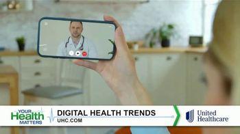 UnitedHealthcare TV Spot, 'Digital Health Revolution' - Thumbnail 2