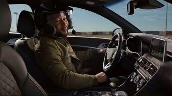 2020 Genesis G70 TV Spot, 'Track' Featuring John Legend, Chrissy Teigen [T2] - Thumbnail 2