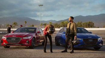 2020 Genesis G70 TV Spot, 'Track' Featuring John Legend, Chrissy Teigen [T2] - Thumbnail 5