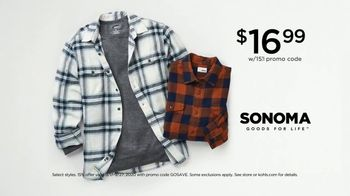 Kohl's Fall Style Event TV Spot, 'More This Fall: Nine West, Flannel and Koolaburra' - Thumbnail 3